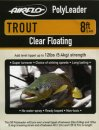 Airflo Polyleader - TROUT 5,4 kg - 8ft. - 2,4 m Floating