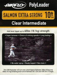 Airflo Polyleader - Salmon Extra Strong 18kg -