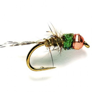 Tungsten Riffle Nymph Copper