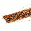 Grizzly Barred Flashabou fluo.orange/schwarz
