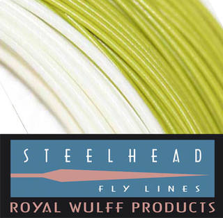 Lee Wulff  Triangle Taper Steelhead -schwimmend-