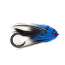 Paolos Wiggle Tail Bunny Black & Blue 6/0