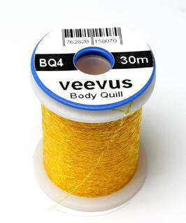 Veevus Body Quill Bindegarn gold