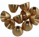 Messing Cone Heads 7 mm gold