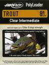 Airflo Polyleader - TROUT 5,4 kg - 8ft. - 2,4 m Intermediate
