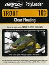 Airflo Polyleader - TROUT 5,4 kg - 10ft. - 3 m Floating