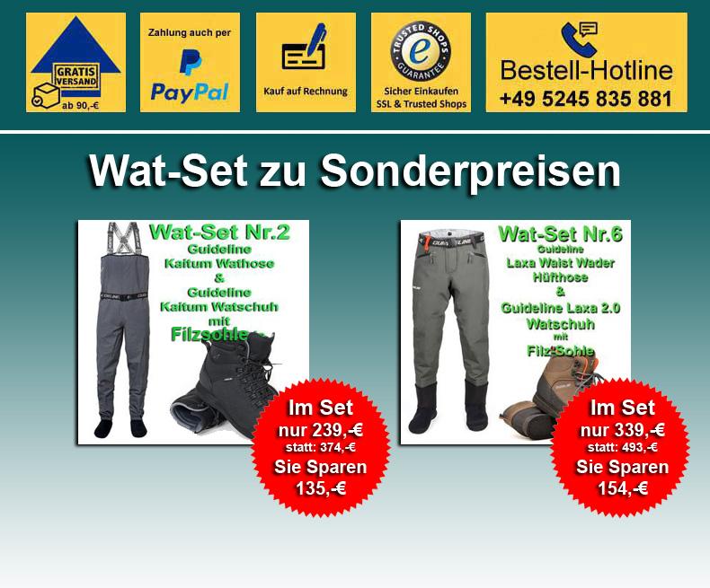 Guideline Hüftwathosen Super Set-Preis