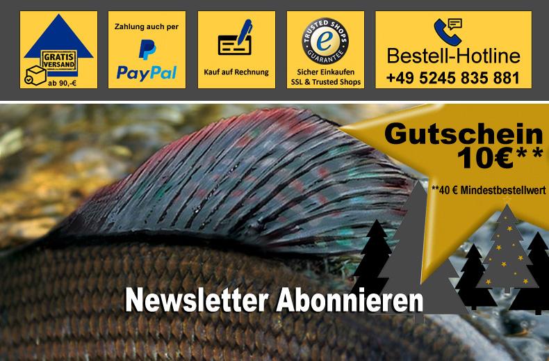 Thomas Dürkop Fliegenfischen Newsletter