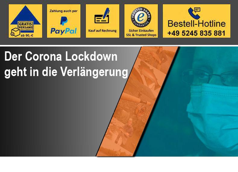Corona-Lockdown