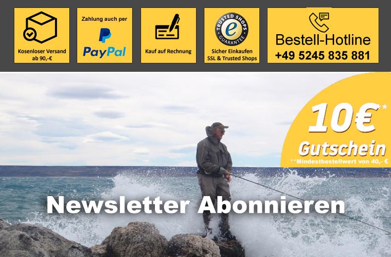 Fliegenfischen Dürkop Newsletter
